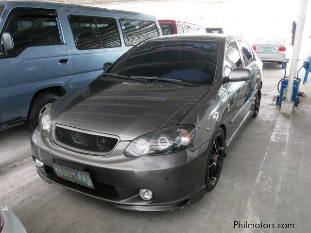 Toyota Corolla Gas Mileage >> Used Toyota Altis | 2005 Altis for sale | Muntinlupa City