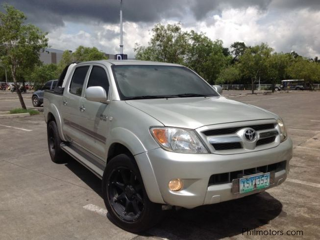 Used Toyota Hilux 2005 Hilux For Sale Quezon Toyota