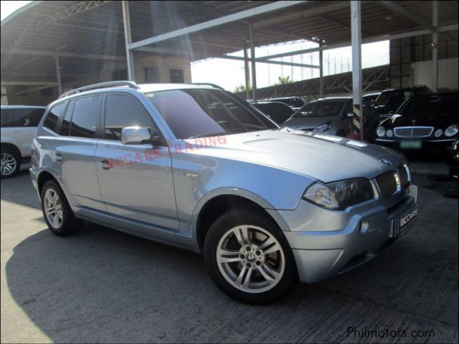 used bmw x3 2006 x3 for sale pasig city bmw x3 sales bmw x3 price 688 000 used cars. Black Bedroom Furniture Sets. Home Design Ideas