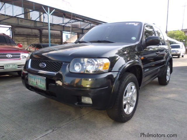 Used Ford Escape 2006 Escape For Sale Paranaque City