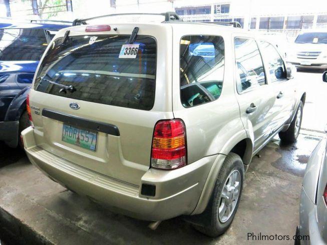 Used Ford Escape Xls 2006 Escape Xls For Sale Quezon
