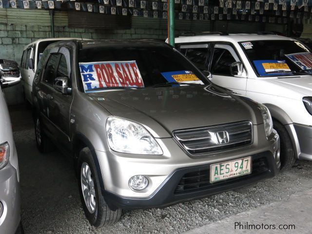 Used Honda CR-V | 2006 CR-V for sale | Quezon City Honda ...