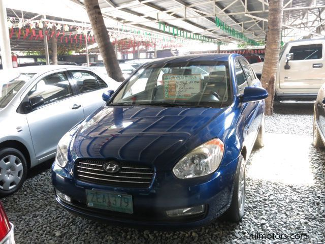 used hyundai accent 2006 accent for sale pasay city. Black Bedroom Furniture Sets. Home Design Ideas
