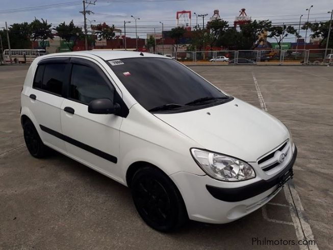 used hyundai getz 2006 getz for sale makati city hyundai getz sales hyundai getz price. Black Bedroom Furniture Sets. Home Design Ideas