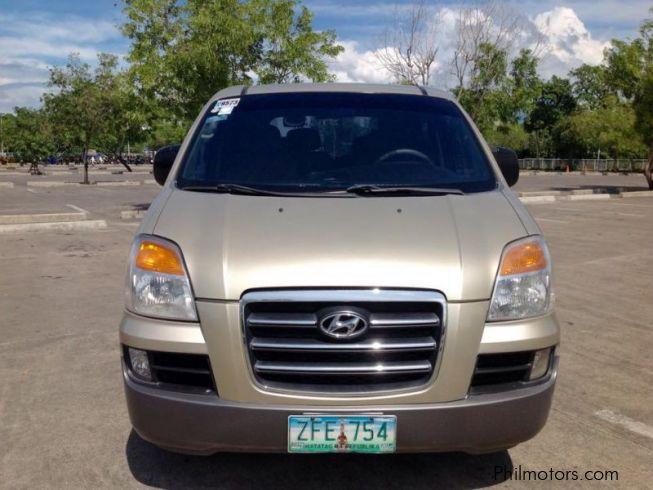 Used Hyundai Starex 2006 Starex For Sale Quezon