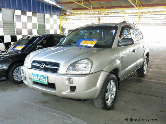 Used Hyundai Tucson 2006 Tucson For Sale Quezon City