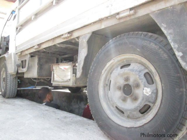 Hyundai forter dropside in Philippines