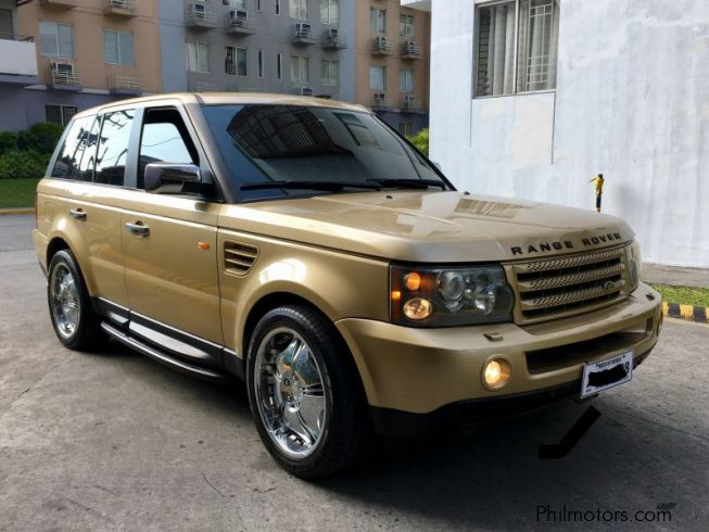 used land rover range rover 2006 range rover for sale quezon city land rover range rover. Black Bedroom Furniture Sets. Home Design Ideas