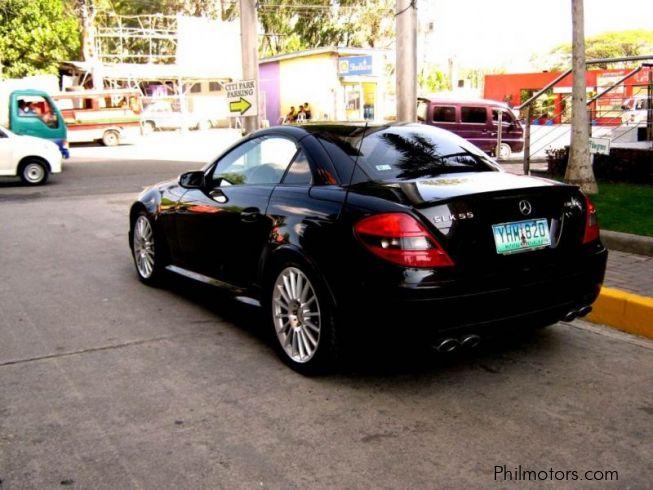 Used Mercedes Benz Slk 55 Amg 2006 Slk 55 Amg For Sale