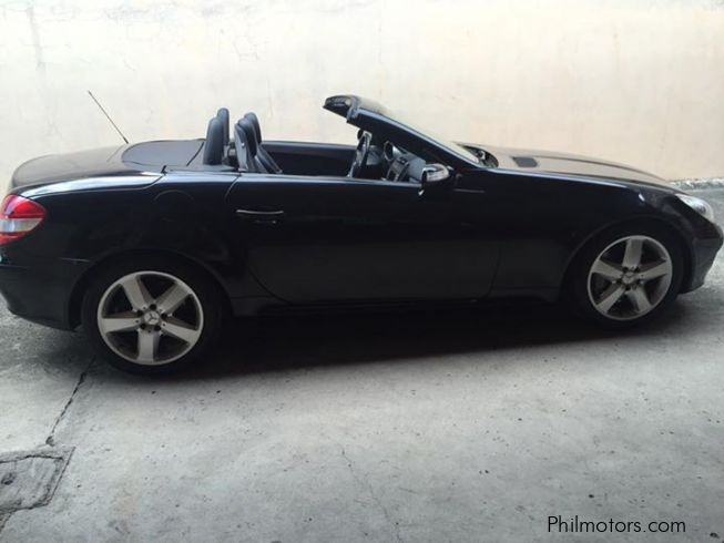 Used Mercedes Benz Slk350 2006 Slk350 For Sale Quezon
