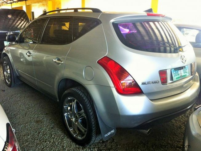 Used Nissan Murano 2006 Murano For Sale Cavite Nissan