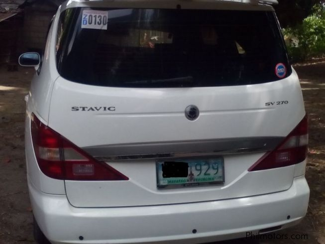 Used Ssangyong Stavic 2006 Stavic For Sale Pasay City