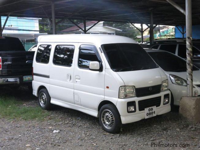 Used Suzuki Every Wagon | 2006 Every Wagon for sale | Cebu ...