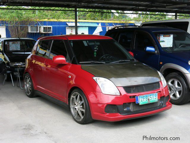 used suzuki swift 2006 swift for sale pasay city suzuki swift sales suzuki swift price. Black Bedroom Furniture Sets. Home Design Ideas