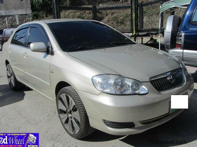 used toyota corolla altis 2006 corolla altis for sale benguet toyota corolla altis sales. Black Bedroom Furniture Sets. Home Design Ideas