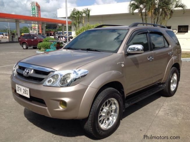 Used Toyota Fortuner | 2006 Fortuner for sale | Quezon ...