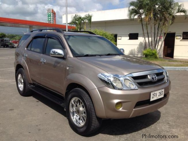 Cars For Sale In Pa >> Used Toyota Fortuner | 2006 Fortuner for sale | Quezon ...