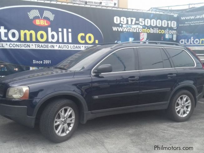 used volvo xc90 2006 xc90 for sale paranaque city. Black Bedroom Furniture Sets. Home Design Ideas