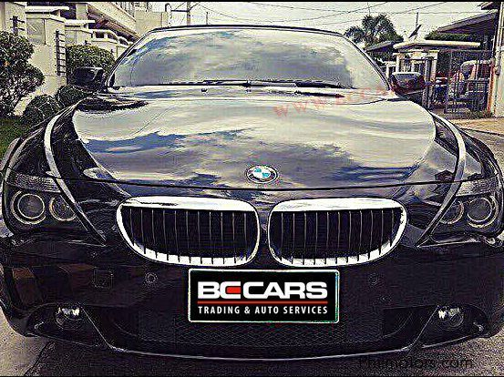 Used Bmw 630i 2007 630i For Sale Pasig City Bmw 630i