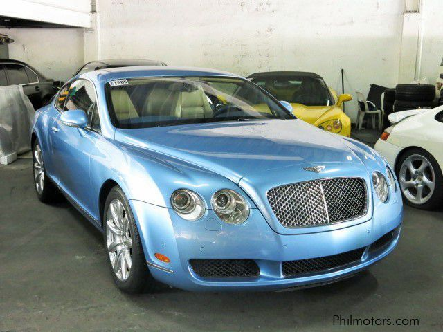 used bentley continental gt 2007 continental gt for sale makati city bentley continental gt. Black Bedroom Furniture Sets. Home Design Ideas
