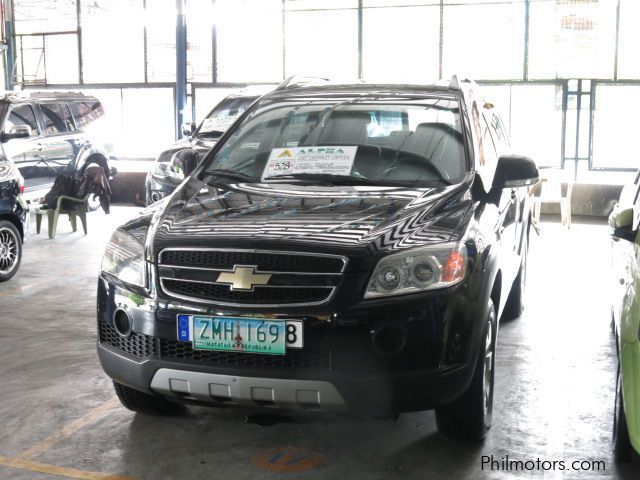 used chevrolet captiva 2007 captiva for sale marikina. Cars Review. Best American Auto & Cars Review