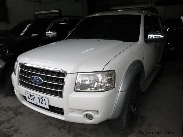 Used ford everest 2007 everest for sale quezon city for Phil long ford used cars motor city