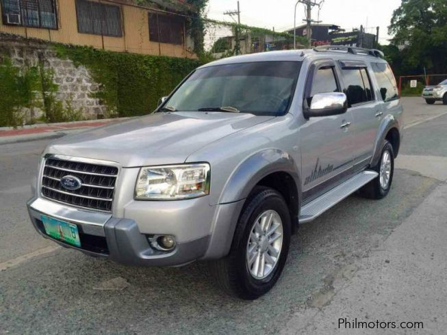 Used ford everest 2007 everest for sale marikina city for Phil long ford used cars motor city