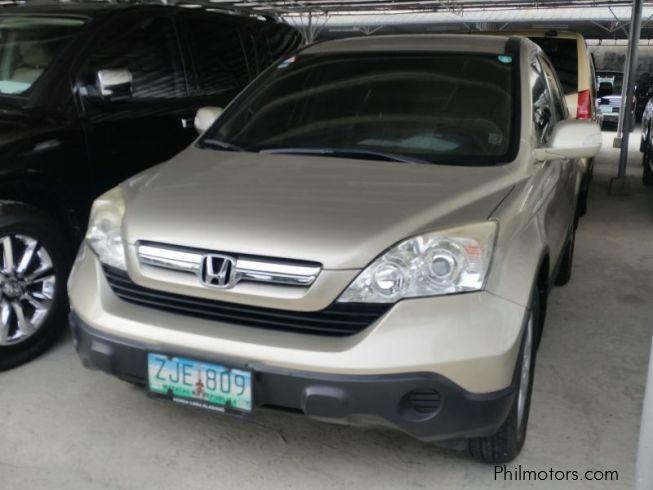 Used Honda Crv 2007 Crv For Sale Muntinlupa City Honda