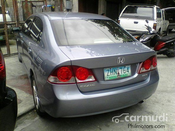 Used Honda Civic 2007 Civic For Sale Quezon City Honda