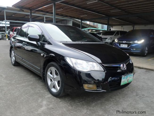 used honda civic 2007 civic for sale pasig city honda civic sales honda civic price. Black Bedroom Furniture Sets. Home Design Ideas