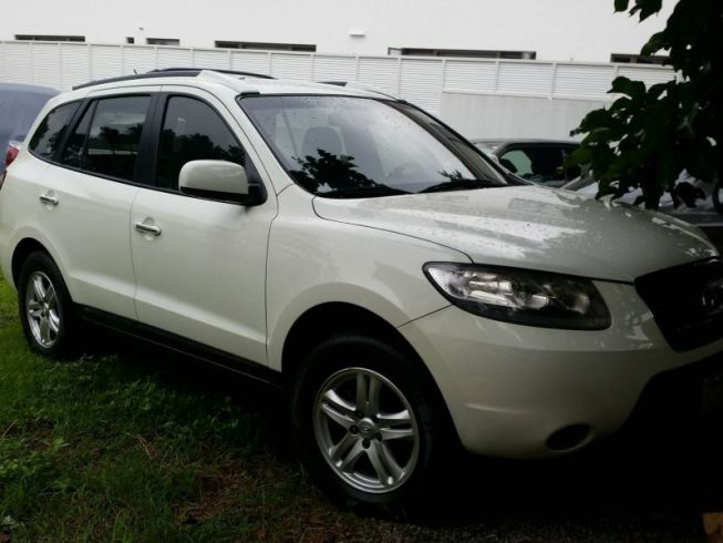 used hyundai santa fe 2007 santa fe for sale muntinlupa city hyundai santa fe sales. Black Bedroom Furniture Sets. Home Design Ideas