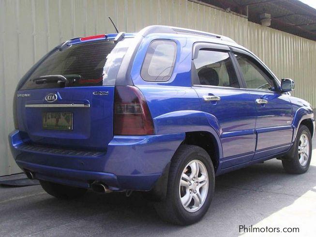 Kia Sportage Used Cars  Plate