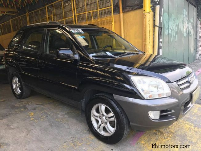 Used Kia Sportage 2007 Sportage For Sale Quezon City