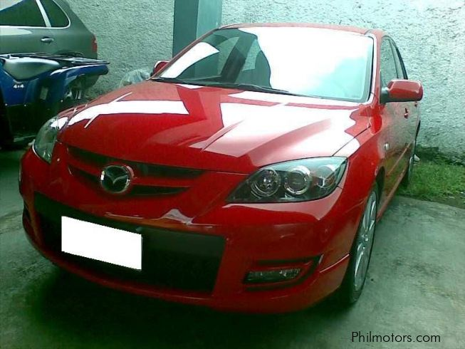 used mazda 3 2007 3 for sale paranaque city mazda 3 sales mazda 3 price sale used cars. Black Bedroom Furniture Sets. Home Design Ideas