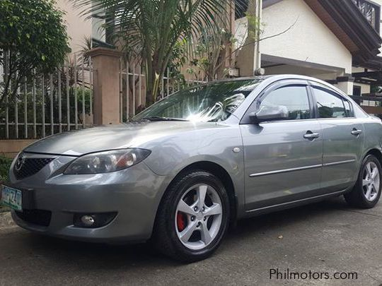 Used Mazda 3 1 8s 2007 3 1 8s For Sale Cebu Mazda 3 1 8s Sales Mazda 3 1 8s Price 275 000 Used Cars