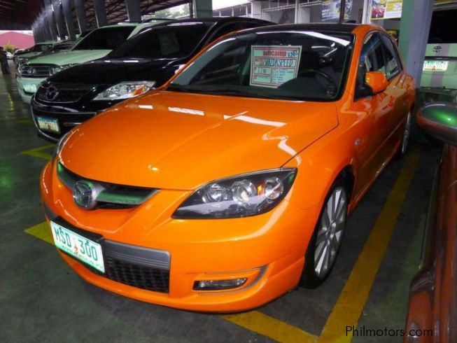 used mazda 3 speed 2007 3 speed for sale pasig city. Black Bedroom Furniture Sets. Home Design Ideas