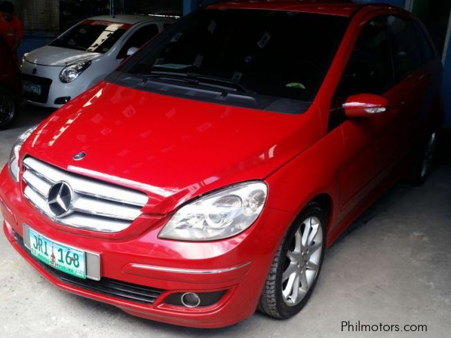 Used Mercedes Benz B 170 2007 B 170 For Sale Antipolo