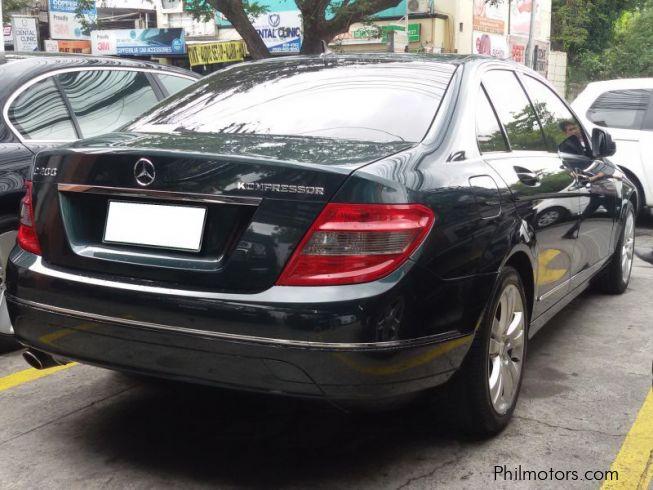 Used Mercedes Benz C200 2007 C200 For Sale Paranaque
