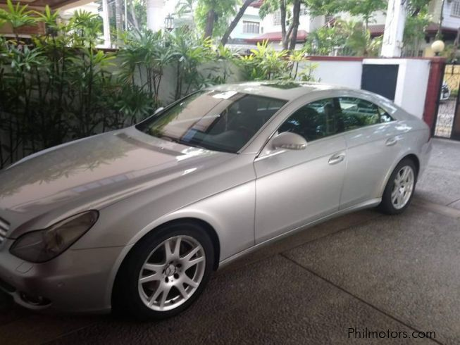 Mercedes-Benz CLS 350 in Philippines