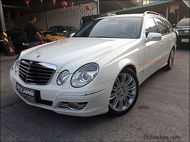 Used mercedes benz e280 2007 e280 for sale pasig city for Mercedes benz used vehicles
