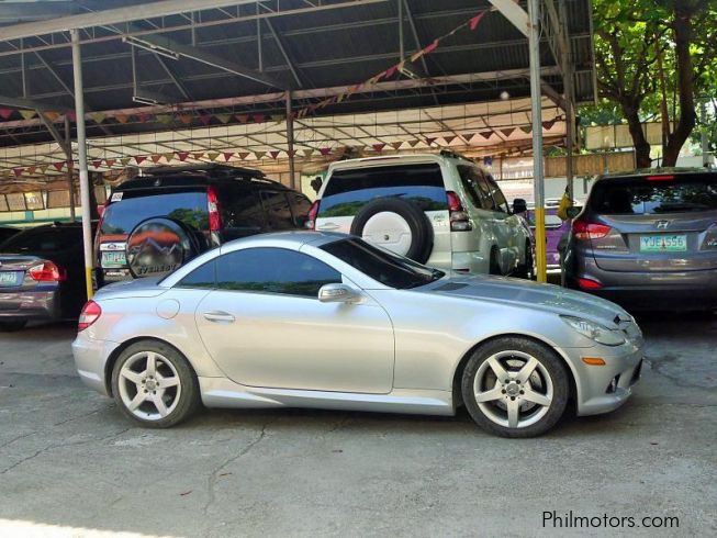 Used mercedes benz slk 350 2007 slk 350 for sale cebu for Mercedes benz price philippines