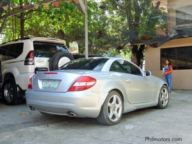 Used Mercedes Benz Slk 350 2007 Slk 350 For Sale Cebu