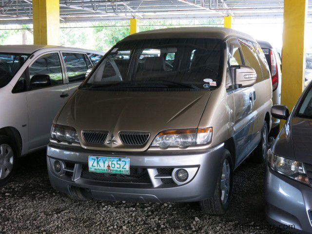 Used Mitsubishi Space Gear 2007 Space Gear For Sale