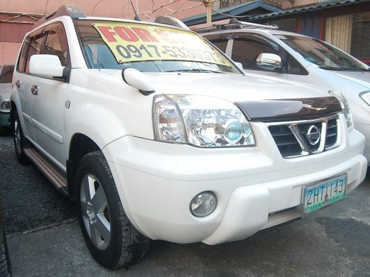 Used Nissan X Trail 250x 2007 X Trail 250x For Sale