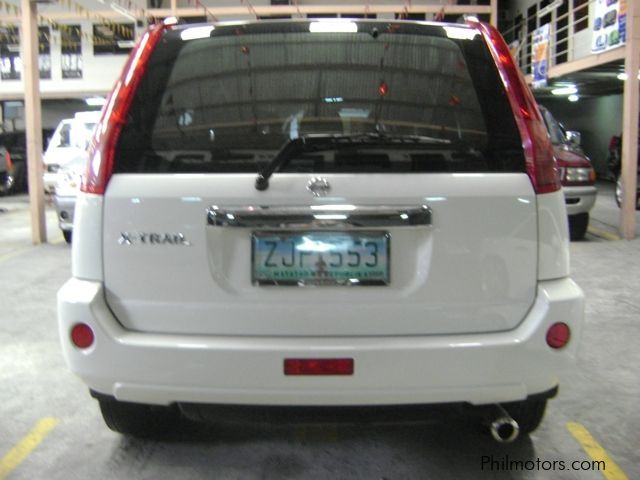 Nissan Xtrail 200Xin Philippines