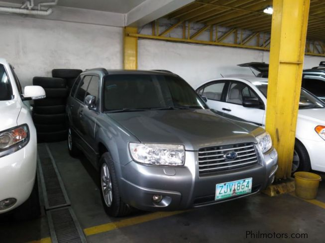 Used subaru forester 2007 forester for sale quezon for Used subaru motors for sale