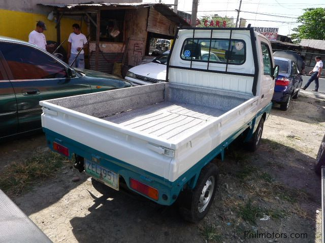 Suzuki Carry mini truck Dropsidein Philippines
