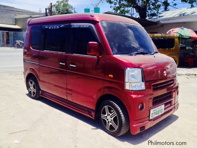 Used Suzuki Every Wagon | 2007 Every Wagon for sale | Cebu ...