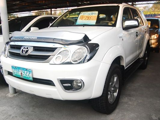 Used Toyota Fortuner 2007 Fortuner For Sale Pasay City