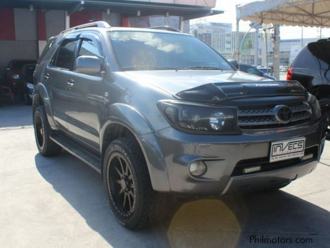 Used Toyota Fortuner 2007 Fortuner For Sale Pampanga